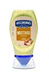Hellmann's - Salsa Mostaza - 257 g