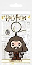 Pyramid International Harry Potter - Llavero Hagrid Chibi