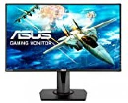 "ASUS VG278Q - Monitor de Gaming de 27"" (WQHD, 2560x1440, 0,4 ms, 165 Hz, Extreme Low Motion Blur Sync, G-SYNC Compatible, Adaptive-Sync) color Negro"