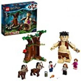 LEGO HarryPotterBosque Prohibido: El Engaño de Umbridge Set de Construcción con el Gigante Grawp y 2 Figuras de Centauro, Multicolor (75967)
