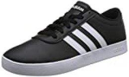 Adidas Easy Vulc 2.0, Zapatillas de Skateboarding para Hombre, Negro (Negbás/Ftwbla/Negbás 000), 39 1/3 EU
