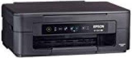 Epson Expression Home XP-2105 - Impresora multifunción de inyección de Tinta 3 en 1 (escáner, fotocopiadora, Wi-Fi, Cartuchos Individuales, 4 Colores, DIN A4)