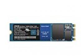 Western Digital SN500, SSD, Velocidad de Lectura de hasta 1700 MB/s, PCI Express 3.0, 250GB, Azul