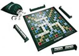 Mattel Games - Scrabble Original, Juego de mesa para adultos y para niños a partir de 10 años (Y9594)