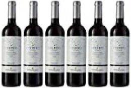 Pago del Cielo Celeste Roble, Vino Tinto - 6 botellas de 75 cl, Total: 4500 ml