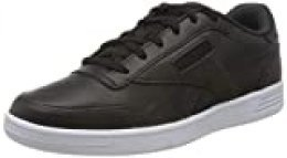 Reebok Royal Techque T LX, Zapatillas de Tenis para Hombre, Negro (Black/White 000), 41 EU