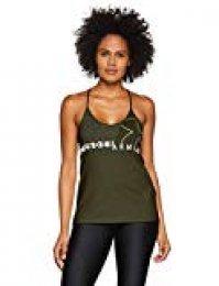 Under Armour Graphic Fashion WM Logo Camiseta de Tirantes, Mujer
