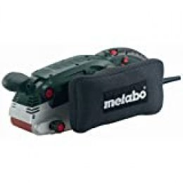 Metabo 6.00375.00 600375000-Lijadora de Banda para Madera BAE 75 1010W con Soporte estacionario Incluido, 1010 W