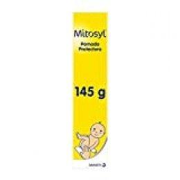 Mitosyl | Crema pañal | Pomada protectora 145g | Previene y trata las irritaciones de la piel del bebé por rozaduras del pañal