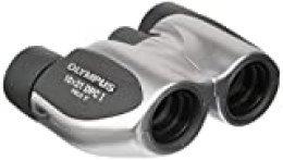 Olympus 10x21 DPC-I - Prismático, Plata y Negro