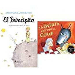 El Principito (Infantil) + Promoción fragmento del libro La ovejita que vino a cenar. Edición especial no venal