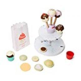 Mattel - Fisher-Price kit de puesto de pasteles juego +3 años ( GJX52) , color/modelo surtido