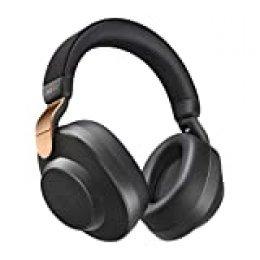 Jabra Elite Active 85h Amazon Edition – Auriculares Inalámbricos Over-Ear, Cancelación Activa de Ruido, Batería de Larga Duración para Llamadas y Música, Negro Cobre