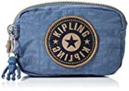 Kipling Gleam S, Bolso de Tocador para Mujer, 14x9.5x5.5 cm (B x H x T)