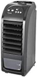 Bestron Refrigerador/Purificador móvil con Mando a Distancia, Uso continuo hasta 20h, 70 W, Negro