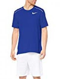 Nike M Nk Brthe Rise 365 SS Camiseta, Hombre