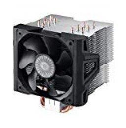 Cooler Master Hyper 612 ver.2 - Ventiladores de CPU 6 Heatpipes, 1x Ventilador de 120 mm, 4-Pin Connector