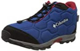 Columbia Firecamp Mid 2, Zapatos Impermeables para Niños