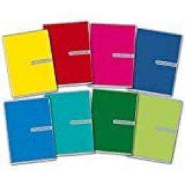Blasetti Pack de 10unidades–maxiquaderno A420Fg 1rigo 80gr colorclub Blasetti 5714