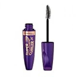Rimmel London Supercurler Máscara de Pestañas Tono Black - 25,31 gr
