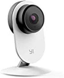 Camara IP YI Home Camera 3 Camara Vigilancia Wifi Interior Camara Wifi 1080p 2.4G Sensor de Movimiento, Inteligencia Artificial Detección Humana Análisis de Sonido Sistema Seguridad para Bebé y Perros