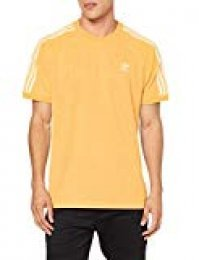 adidas Mono Jersey T-Shirt, Hombre, Flash Orange, XS