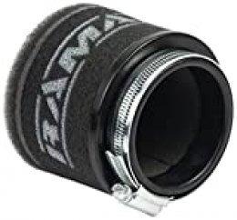 Ramair Filters mr-012motocicleta Pod Filtro de Aire, Negro, 65mm