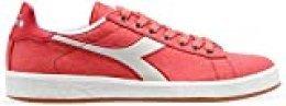 Diadora Game CV, Zapatillas de Deporte Unisex Adulto, Rojo (Tomato Puree 45035), 36.5 EU
