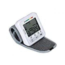 Tickas Tensiómetro de Brazo, Monitor de Presión Arterial Digital Automatico con LED, Monitor de presión Arterial Inteligente automático para el hogar, detección de arritmias Irregulares