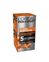 L'Oréal Paris Men Expert 24H Hydra Energetic Cuidado hidratante anti-fatiga, 50 ml