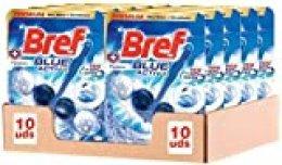 Bref Blue Active Higiene Colgador WC - Pack de 10 unidades