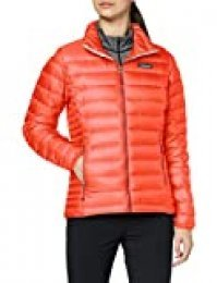 Patagonia W's Down Sweater Chaquetas Softshell, Mujer, Catalan Coral, S