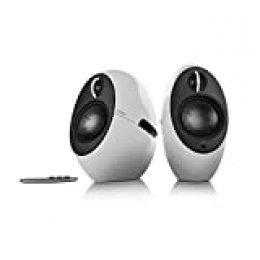 EDIFIER Luna E25 – Sistema de Altavoces 2.0 (74 Vatios) con Bluetooth, Color Blanco