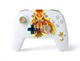 PowerA Enhanced Wireless Controller for Nintendo Switch - Princess Zelda - Nintendo Switch