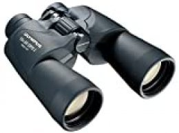 Olympus 10x50 DPS-I - Prismáticos, zoom óptico 10x, Negro