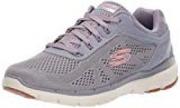 Skechers Flex Appeal 3.0-Moving Fast, Zapatillas para Mujer