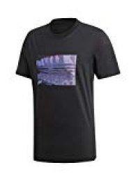 adidas 3D Trefoil tee Camiseta, Hombre