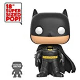 Funko- Pop Heroes: DC-19 DC Batman Figura Coleccionable, Multicolor (42122)