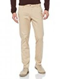 dockers Alpha Refined Tapered-Solucell Pantalones para Hombre