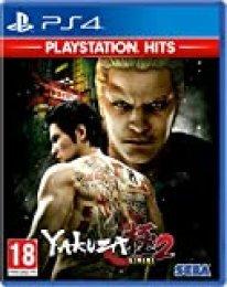 Yakuza Kiwami 2 PS Hits