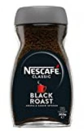 Nescafé Black Roast 200 g - Pack de 6 x 200 g
