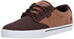 ETNAB|#Etnies Jameson 2 Eco, Zapatillas de Skateboard para Hombre, 275/Brown/Tan/Brown 275, 4 EU