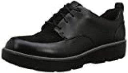 Clarks Un Balsa Lace, Zapatos de Cordones Derby para Mujer