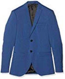 Selected Homme NOS Slhslim-mylologan Insig. Blue BLZ B Noos Chaqueta de Traje para Hombre