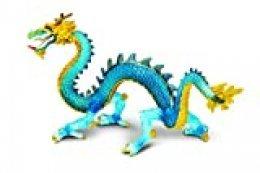 Safari Dragón Azul Krystal