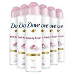 Dove Desodorante Beauty Finish - 6 unidades