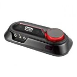 Creative Sound Blaster Omni Surround 5.1 - Tarjeta de Sonido Externa (micrófono Dual, tecnología Audio SBX Pro Studio, Amplificador Auriculares 600 Ohm)