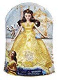 Bella Y Bestia Disney Girls - Muñeca, melodías encantadas (Hasbro B9165EW0)