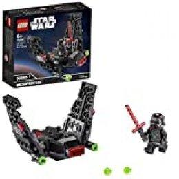LEGO Star Wars - Microfighter: Lanzadera de Kylo Ren, Set de Construcción de Nave con Alas Plegables, Juguete de La Guerra de las Galaxias Episodio 9: El Ascenso de Skywalker (75264)