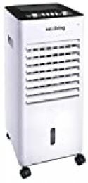 Aire acondicionado evaporativo 6 litros Innoliving INN-516
